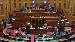 French Senate Votes Against J4b Mandates