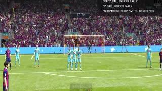 EVOLUTION OF FIFA FREEKICKS 1994 - 2019