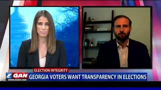 Ga. voters want transparency in elections