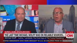 CNN's Brian Stelter Sits Quiet As His Own Guest SCHOOLS Him