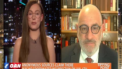 OAN'S Tipping Point WITH Kara McKinney - Lawyer Ron Coleman on the Corporate Media's Jan. 6th Report