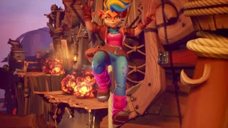 Crash Bandicoot 4 It's About Time - Gameplay Launch Trailer