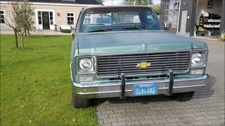 Chevrolet C10 1978 350sb v8