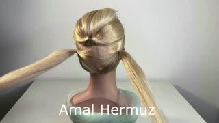 cute girl hairstyle 2021