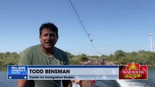 BIDENVILLE SLUM: The Border Invasion