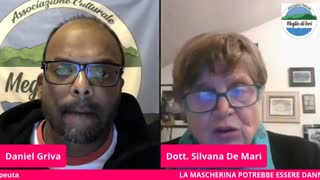 Silvana De Mari - Intervista di Daniel Griva di MEGLIO DI IERI