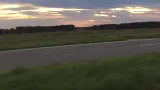 Country Georgia roads