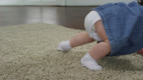 His First Steps