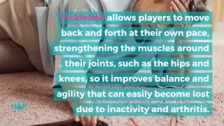 How Pickleball Helps Manage Arthritis