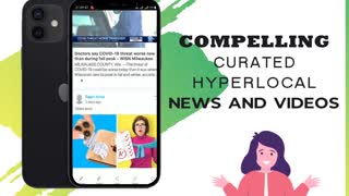 Curated, compelling content for you