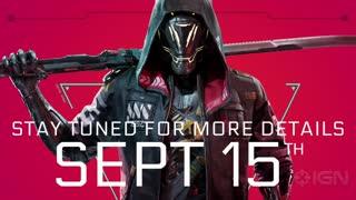 Ghostrunner - Official Trailer gamescom 2020