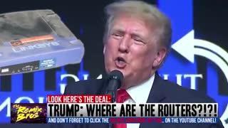 Arizona Audit - Trump Music Video - We Need Those Routers!