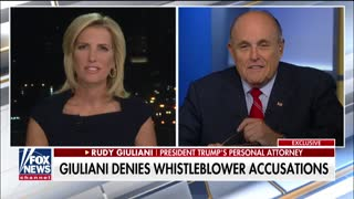 Rudy Giuliani tells State Dept. officials to step forward with truth