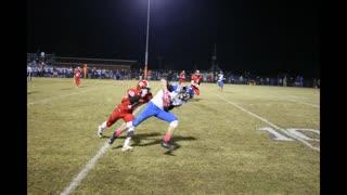 2017 WJHS vs EJHS Football Game