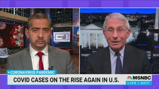 Fauci: I Suggest Face Mask For Another 100 Days