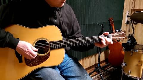 Guitar Lesson 5 - Liberty