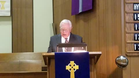 Sermon - The Mystery Made Known - January 3, 2021