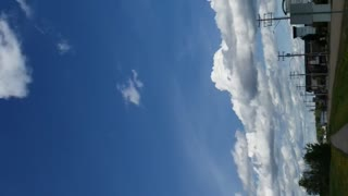 Beautiful sky beautiful day
