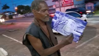 Amazing Street Artist Suriname awesome