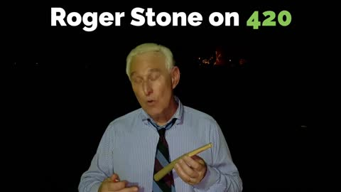Roger Stone on Cannabis & The War on Drugs