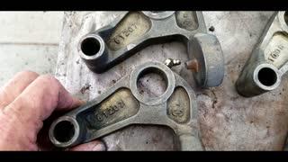Trailer axle repair