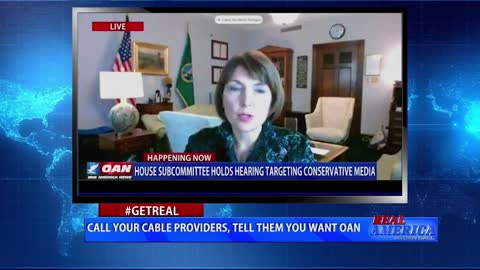 Dan Ball #GETREAL 'Call Your Cable Providers, Tell Them You Want OAN'