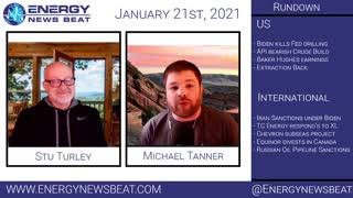The Energy Markets Update - Energy News Beat 1/21/2021