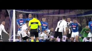 Pjanicev gol iz slobodnog protiv Napolija