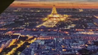 1500 piece Paris jigsaw puzzle