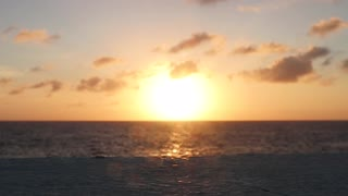 Negril Sunset Time lapse