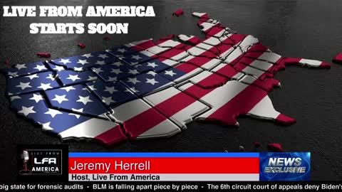 Live From America - 6/1/21 11am Tuesday