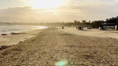 Beautiful Salou Beach