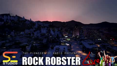 ROBSTER LIVE PODCAST - Episode #11
