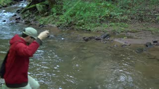 Small Stream Trout Fishing 2017