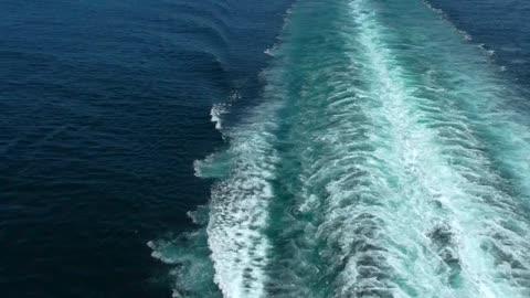It's Hypnotic-II Ship's Wake