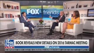 Reporter Who Broke Clinton-Lynch Tarmac Story Talks About Death Threats