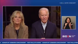 Biden Appears to Briefly Think He's Running Against George W. Bush