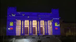 Vicepresidenta inauguró la vía Gabriel García Márquez en Roma, Italia