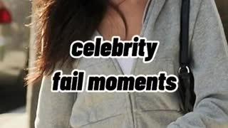 Celebrity fail moments