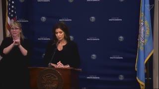 Kristi Noem Explains Her Reasoning For No Mask Mandate