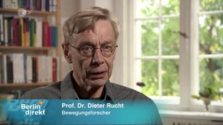 ZDF Berlin Direkt vom 11 October 2020