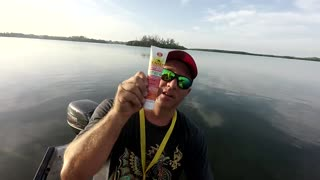 Funny and gross mistake while fishing Florida!