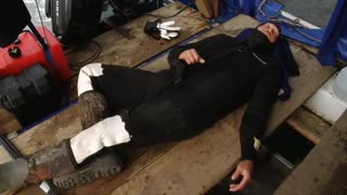 Bering Sea Gold: Nap Time