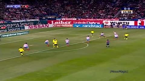 The Inventor of Goalkeeper Nutmegs ► Messi Nutmegging Goalkeepers
