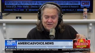 Bannon: How Much Blood is on CNN's Hands?