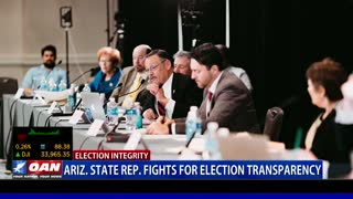 Ariz. state Rep. Finchem fights for election transparency