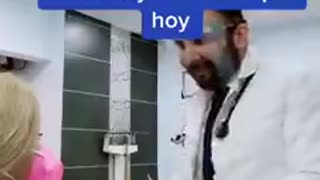 Chistoso video de la vacuna de covid 19 y sus efectos secundarios