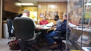 Vincent Alabama Council Meeting 20210817