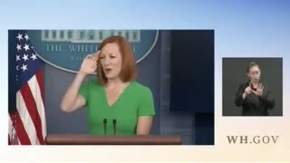 Psaki Gets Defensive When Asked About Admin Spying on Social Media