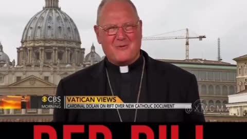 CATHOLIC RED PILL